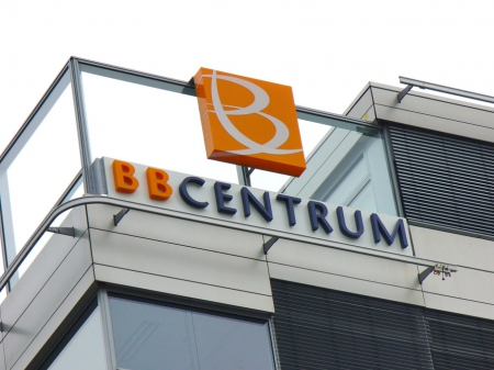 BB CENTRUM, budova Beta